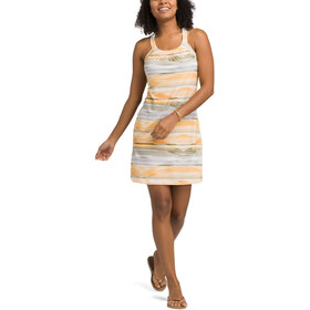 Prana Cantine Dress Damen curry bonita